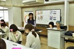 大学専門学校様向け・色彩学の授業 (2)