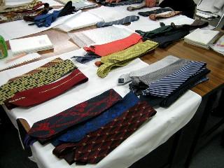 ネクタイ分類