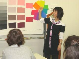 NHKカルチャー色彩検定講座